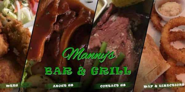 Mannys Bar and Grill